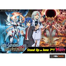 Cardfight Vanguard Light of Salvation Logic of Destruction Booster Box: 12 Packs
