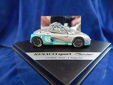 RENAULT SPORT - SPIDER TROPHY - COBRA # 50 J. RAGNOTTI - AUTOGRAPHE - TOP + !