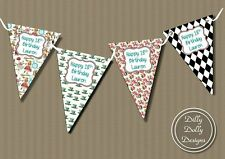 Fairy Tales 1-5 m Party Banners, Buntings & Garlands