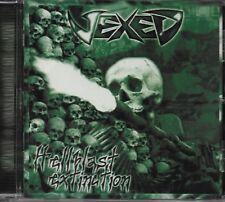 VEXED-HELLBLAST EXTINCTION-CD-black-death-thrash-metal-total death-warhammer