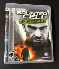 Tom Clancy's Splinter Cell [ Double Agent ] (PS3) USED