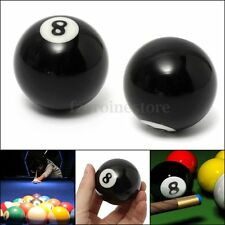 #8 Eight Billiard Pool Ball Replacement BALL Standard Regular Size 2 1/4'' New