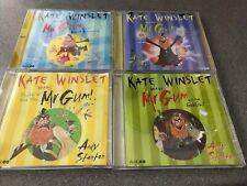 AUDIO CD - ANDY STANTON - MR GUM SERIES OF 4 AUDIO BOOKS ON CD