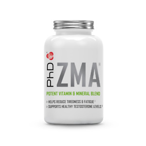 PhD ZMA, recovery support capsules (30 day supply)