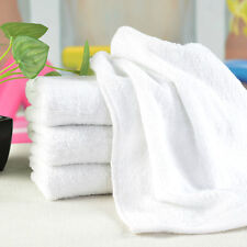 Soft Cotton Hand Bath Towel Terry Salon Spa Hotel Beach White 1 PC Hot Sale