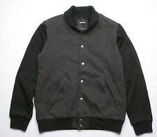 Burton Varsity Jacket (S) Black