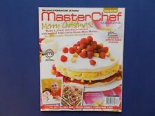 ## MASTERCHEF MAGAZINE AUSTRALIA ISSUE #19 - MERRY CHRISTMAS!