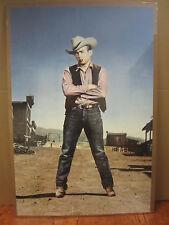 vintage James Dean 1990 Poster cowboy 3901