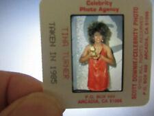 More details for original press photo slide negative - tina turner - 1985 - f