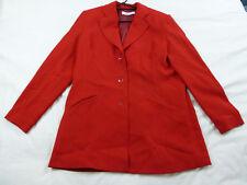 Maggie T 12 Red Lightweight Jacket Coat