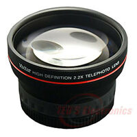 58MM Telephoto Teleconverter Lens + Cap for Canon EOS 700D 650D 600D 550D 350D