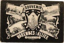 CPA Souvenir de Varennes sur Allier (262830)