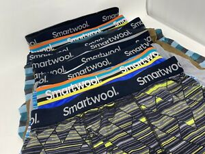 SmartWool Merino Wool 150 Boxer Briefs Men - Sizes S, M, L, XL Available - NEW!