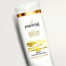Pantene Daily Moisture Renewal 2 In 1 Shampoo & Conditioner *Twin Pack*