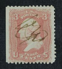 CKStamps: US Stamps Collection Scott#64b 3c Washington Used