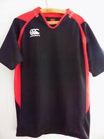 Canterbury Rugby Union League Shirt Retro Jersey Adults Top Training Mens Size