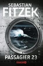 Passagier 23 von Sebastian Fitzek (2015, Taschenbuch), UNGELESEN