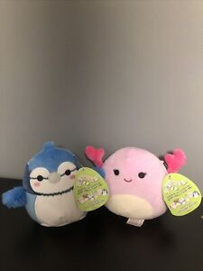 """Squishmallow 5"""" Babs & Cailey"""