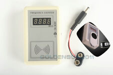 Autos Car RF Frequency Detector Tester Counter Gauge Checker Key Remote Fix RF A