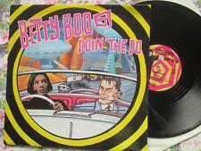 BETTY BOO – facendo il ritmo DO RE RECORD A SINISTRA 39T UK 12 POLLICI VINILE SINGOLO