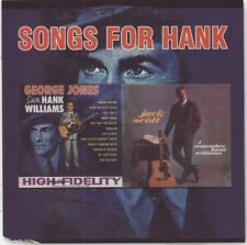 George Jones-CANZONI for Hank-CD -