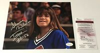SHAWNA WALDRON Signed 8x10 LITTLE GIANTS Photo ICEBOX Autograph JSA COA