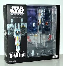 Star Wars Kaiyodo Revoltech 006 X-Wing Action Figure