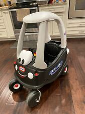 Little Tikes Coupe Kid Ride-On Toy Push Riding Stroll Police Car Outdoor Play