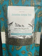 Organic loose leaf Jasmine Green Tea 1 Bag JAPAN free shipping 3.5 Oz