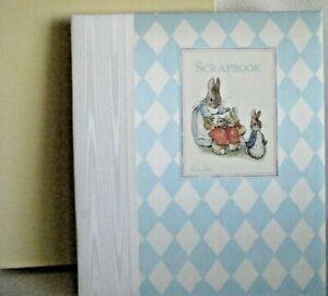 BEATRIX POTTER Memory Book Scrapbook C.R. Gibson New in Box