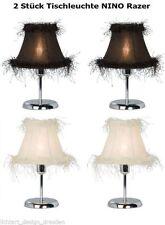Nino Tischlampen fürs Wohnzimmer