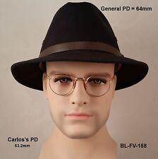 Bausch & Lomb (B&L) Ful-Vue True Antique 12k Gold Fill Eyeglasses and Case