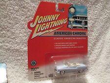 1953 Buick super blue  convertible JOHNNY LIGHTNING American chrome  1/64 JL