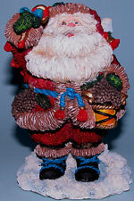 "Possible Dreams Crinkle Clause ""Santa w Candy Cane"" 657142 Nib 1994-1997"