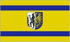 Fahne Flagge Beuthen Bytom 120 x 180 cm Bootsflagge Premiumqualität