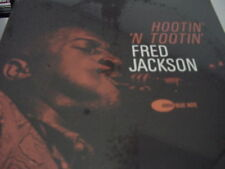 FRED JACKSON HOOTIN N TOOTIN SEALED BLUE NOTE 4094 LP LIMITED EDITION LP