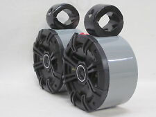Kicker GRAY Mini Wakeboard Tower Boat Roll Cage Speakers ATV UTV CAN AM RZR Jeep
