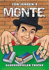 Monte by Jon Jensen - GlücksspielerTricks Hütchenspiel (81030)