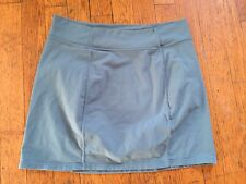 ATHLETA Athletic Fitness Skirt Women's Small Blue Mini