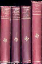 4 livres lendemain du péché plan de Nicéphore Cœur souffrant  petite Lazare