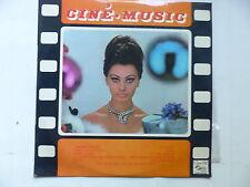 Ciné music JEAN CLAUDRIC  GUY BOYER SVS 2520