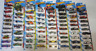 Hot Wheels Large Variety Large Selection over 100 1:64 Scale Die cast Kids Toys
