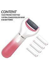 Amope Pedi Perfect Electric Foot File - Pink