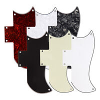 Scratch Plate PickGuard  for Gibson SG Style Electric Guitars (all) N#S7