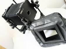 Cambo SC2 Legend 4x5 Monorail Large Format Camera + Lens Penal and Macro Bellows