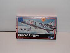 MiG-23 Flogger 1/72 scale MPC