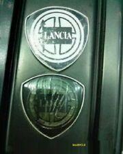 Lancia delta 4 wd hf integrale 8-16v evo 1-2 badge stemma logo montanti 38x38.