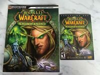 World of Warcraft Burning Crusade Battle Chest Guide Strategy And Game Manual