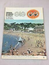 Catalogue vintage coopérative Camif Maaif  Camping été 1966