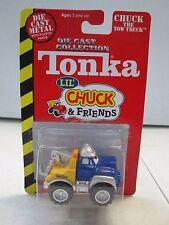 Tonka  Maisto Die Cast Lil' Chuck & Friends Chuck the Tow Truck Red Card